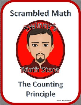 Scrambled Math: The Counting Principle