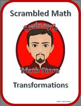 Scrambled Math: Geometric Transformations