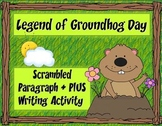 Legend of Groundhog Day: Scrambled Paragraph + Plus