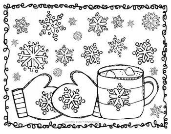 How Snowflakes Form: Scrambled Paragraph + Plus