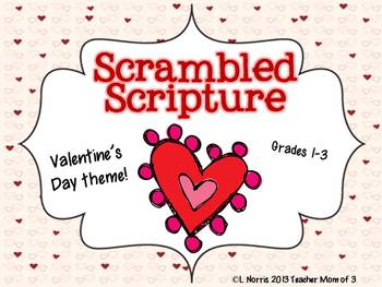 Bible Verses for Valentine's Day