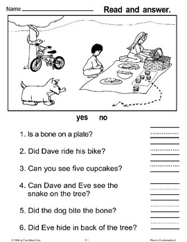 Scrambled Sentence Fun and Other Activities