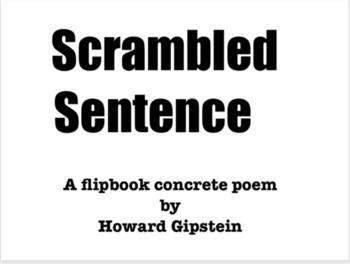 Scrambled Sentence