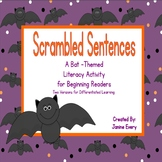 Bats Scrambled Sentences