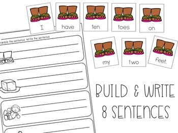 Scrambled Sentences: Challenge Set 3