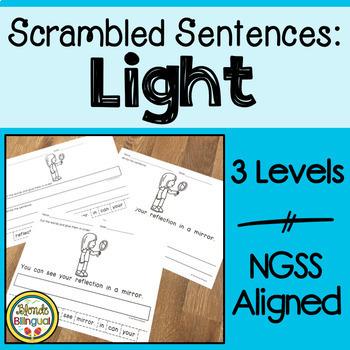 Scrambled Sentences: Light (English version)