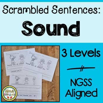 Scrambled Sentences: Sound