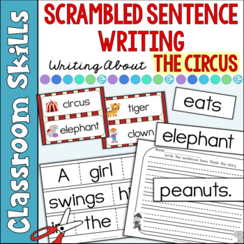 Scrambled Sentences: Writing About the Circus