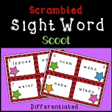 Sight Word Scoot--1st and 2nd Grades