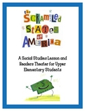 Scrambled States of America - A Social Studies and Readers