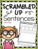 Scrambled Up Sentences