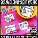 Scrambled Up Sight Words
