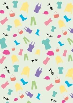 Scrap Paper   Fashion