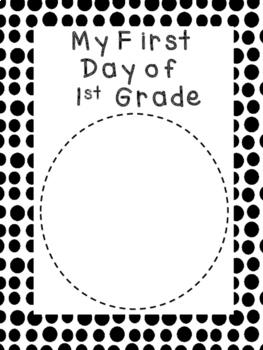 Scrapbook: My Year As a First Grader