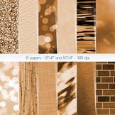 Scrapbook Paper 12 X 12 8 5 X 11 Cobble Bumpy Depth Material Flare Skin Kit Bark