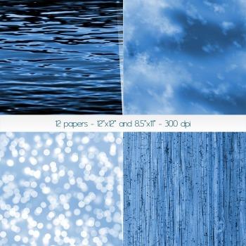 Scrapbook Paper Artistic Lake Glittering Splat Notebook Digital Surface Abstract