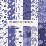 Scrapbook Paper Bird Circle Love Decoration Jpeg Scrapbooking Culture Abstract