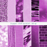 Scrapbook Paper Chrome Field Glow Artsy Post Abstract Sequins Furnature Colors