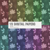 Scrapbook Paper Embellishment Happy Supplie Vegetation Cli