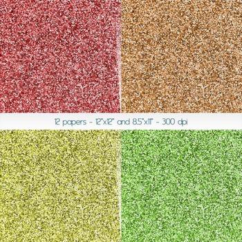 Scrapbook Paper Graphics Pattern Making Scrap Book 12x12 + 8.5x11 Inch Seamless
