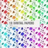 Scrapbook Paper Holiday Layout Embellishment Scrapbook 12