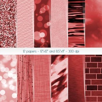 Scrapbook Paper Lake Codex Depth Blend Plan Clip Colors Pa
