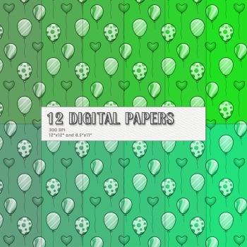 Scrapbook Paper Piecing Instant Download Album Book Scrap