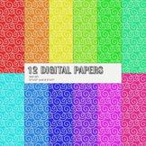 Scrapbook Paper Piecing Template Water Clipart Kit Book Journal Paper Summer Fun