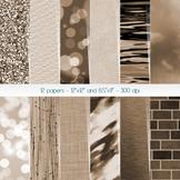 Scrapbook Paper Pores Box Bokeh Lense Ocean Colors Skin Parquette Material Artsy