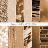 Scrapbook Paper Splat Particles Scape Waves Optical Pergaments Geekatplay Artsy