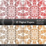 Scrapbook Printable Embellishment Scrap Book Album A4 Lot