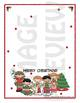 Scrapbook - Yearbook Page: Christmas 6 Christmas Gathering