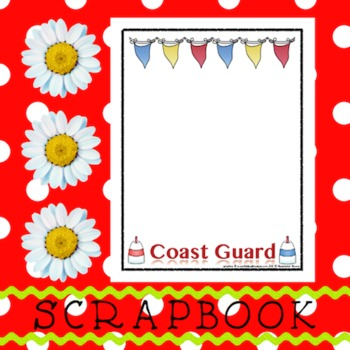 Scrapbook - Yearbook Page: Coast Guard 2