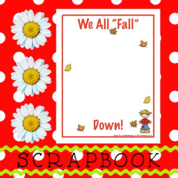 Scrapbook - Yearbook Page: Fall