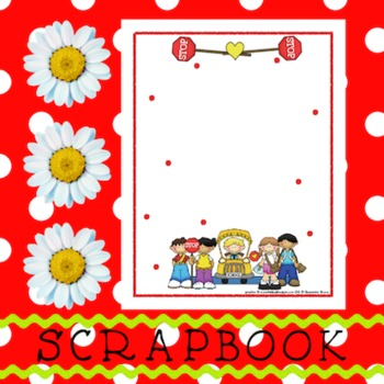 Scrapbook - Yearbook Page: Field Trips 1