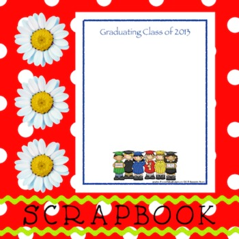 Scrapbook - Yearbook Page: Graduating Class