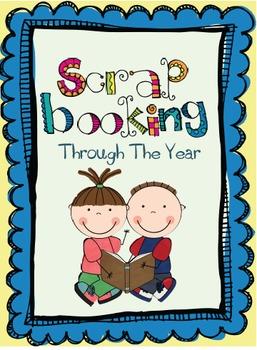 Scrapbook for the School Year