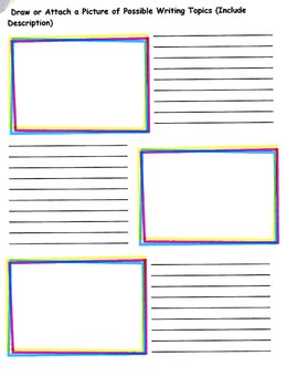 Scrapbook of Writing Ideas for Students