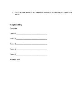 Scrapbooking Questionnaire