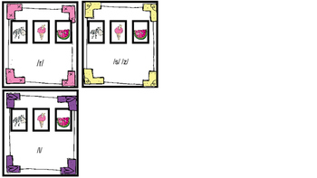 Scrappy Articulation and Phonology Flash Cards: R S Z L and Blends