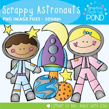 Scrappy Astronauts