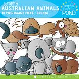 Scrappy Australian Animal Creatures