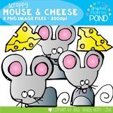 Scrappy Mouse and Cheese