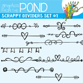 Scrappy Dividers Set 1
