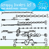 Scrappy Dividers Set 5