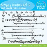 Scrappy Dividers Set 6