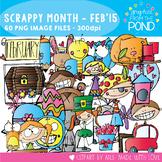Scrappy February