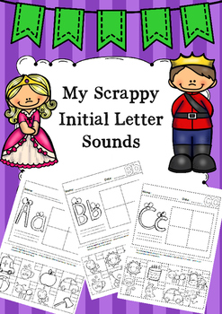 Scrappy Initial Letter Sounds