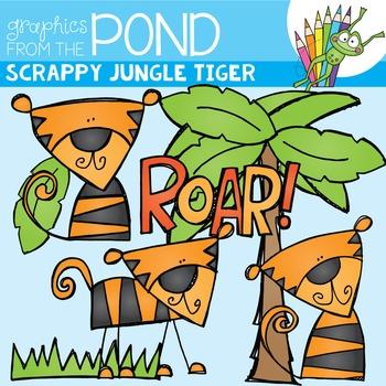 Scrappy Jungle Tiger