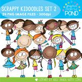 Scrappy Kidoodles Set 2